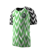 Nigeria customize home Soccer Jersey World Cup for 2018 new football shi... - $28.98