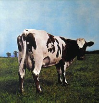 "Pink Floyd - Atom Heart Mother (Album Cover Art) - Framed Print - 16"" x 16"" - $51.00"