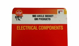 One Stop Brand 82012 900 Angle Socket GM Products Electrical Component F... - $12.88