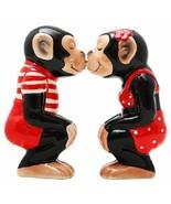 Kissing Chimps Salt and Pepper Set - $12.86