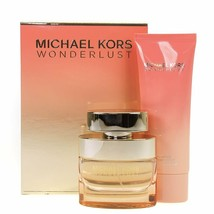 Michael Kors Wonderlust 50ml Eau De Parfum and 100ml Body Lotion Gift Set - $89.10