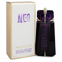 Alien By Thierry Mugler For Women 3 oz EDP Refillable Spray - $79.72