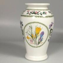 Portmeirion Botanic garden vase flowers butterflies gift for grandma - $32.82