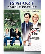 Must Love Dogs / You've Got Mail (DVD, DOUBLE FEATURE) - $5.98