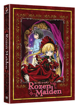 Rozen Maiden Box Set DVD Brand NEW!
