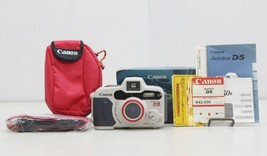 Canon Autoboy D5 Sure Shot A-1 Prima AS-1 Underwater w/ Box From Japan - $390.00