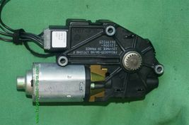 06-13 Volvo C70 Convertible Trunk Actuator Motor P/N: 1716533A image 4