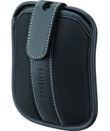 Black Compact Camera Case PCC1U2B By Samsung - $7.91