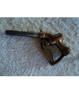Vintage Solid Brass Gas Pump Nozzle  - $50.00