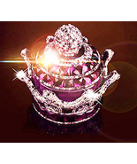 Haunted PERFUME 14X TREATED LIKE ROYALTY MAGICK CROWN WITCH CASSIA4 - $44.77