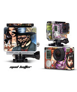 Skin Stickers for GoPro Hero 3+ Camera & Case Decal HERO3+ Go Pro MAD HA... - $9.85