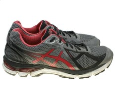 Asics GT 2000 v 3 Gray Mens Size 11.5 EU 46 Running Shoes Sneakers T500N image 2