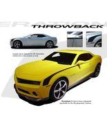 2010 Camaro Factory OEM Style HOCKEY STICK Stripes 3M * - $98.00