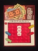 Vintage 1964 Jeopardy board game- complete set image 3