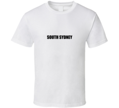 Russell Crowe South Sydney for Light Shirts T Shirt - $19.99+