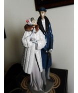 Lladro ~ On the Town $ 1452 ~ Retired ~ Mint ~ Collector edition - $450.00