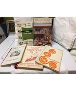 lot of 5 vintage cookbooks - $4.95