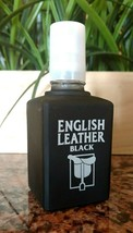 English Leather Black By Dana Cologne Spray For Men Fragrance Classic 1.7 Oz New - $11.86