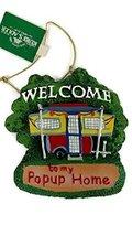 Camping Ornament (Pupup) - $15.00
