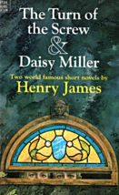The Turn of the Screw & Daisy Miller by Henry James - $3.25