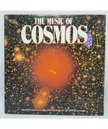 """Carl Sagan/Various LP  """"The Music of Cosmos"""" 1981 RCA ABL1-4003 NM / VG+ - $19.95"""
