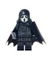 Ghostface The Scream - Killer Horror Movie Figure for Custom Minifigure Toy - $2.99