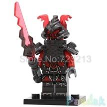 Single Sale Vermin Vermillion Warriors Ninjago Movie Minifigures Block Toy - $3.25