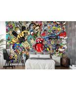 3D Cartoon Painted 0267 WallPaper Murals Wall Decal WallPaper AU Carly - $32.15+