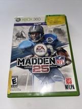 Madden NFL 25 (Microsoft Xbox 360, 2013) - $5.03