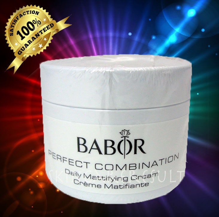 Primary image for Babor Daily Mattifying 50ml(1.7oz) Cream PRO SALON SIZE  SEALED&FRESH!!!