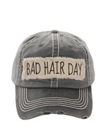 Distressed Vintage Country Style Bad Hair Day B... - $19.79