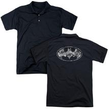 Batman - Urban Camo Shield (Back Print) Mens Regular Fit Polo - $24.99+