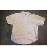steve and barrys collectionXXL button down short sleeve shirt - $21.78