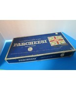 1964 Parcheesi Board Game Popular Edition Selchow & Righter Complete USA... - $24.75