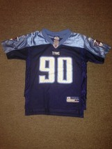 Reebok-Tennessee-titans-90-kearse-jersey-for-boys-Size-large - €6,99 EUR