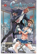 CINDERELLA SERIAL KILLER PRINCESS #2 CVR B (Zenescope 2017) - $2.99