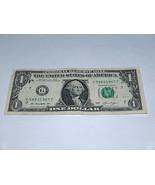 2013 Banconota Dollaro Stati Uniti Banca Periodo Compleanno Anno 5883 19... - $12.39