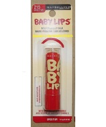 Baby Lips SPICE IT UP No 215 Limited Edition Lip Balm Lip Gloss Maybelline - $7.00