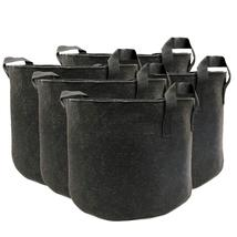 5 Gallon Grow Bags Planter Container Aeration Fabric Pots with Handles - $14.00