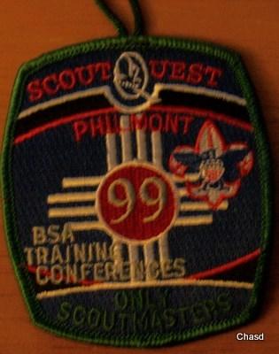 Philmont scoutquest