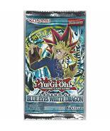 Konami YuGiOh Legend of Blue Eyes White Dragon Booster Pack [Unlimited E... - $14.69