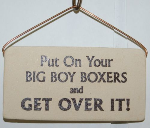 Mountaine Meadows Pottery Big Boy Interchangable Position Wall Plaque
