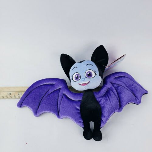 Disney Store Vampirina Bat Plush Doll 8 1/2 Inch H X 13 Inch W Wingspan New #t5 image 2