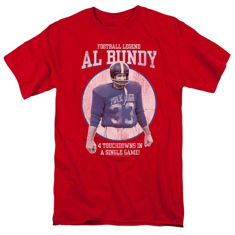 Retro 80 s tv comedy the bundy family tv sitcom for sale online graphic t shirt sonyt133 at 800x