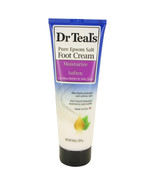 Pure Epsom Salt Foot Cream by Dr Teal`s Cream 8.0 oz, Women - $13.48