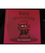 NEW Rats Incredible An Illustrated Dictionary of Rats 2006 HC Humor Funn... - $7.99