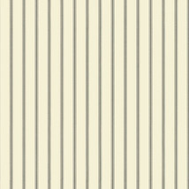 Ticking Stripe Wallpaper Sidewall Norwall Wallcovering SY33933 - $38.60