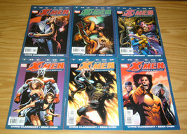 X-Men: the End Book Two - Heroes & Martyrs #1-6 VF/NM complete series  wolverine - $9.25