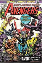 The Avengers Comic Book #127, Marvel Comics Group 1974 VERY FINE - $20.24