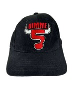 Vintage Chicago Bulls Hat American Needle Snapback Cap NBA Champs 90s Jo... - $39.99